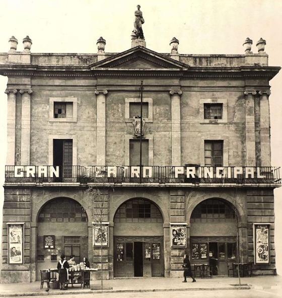Gran teatro Principal
